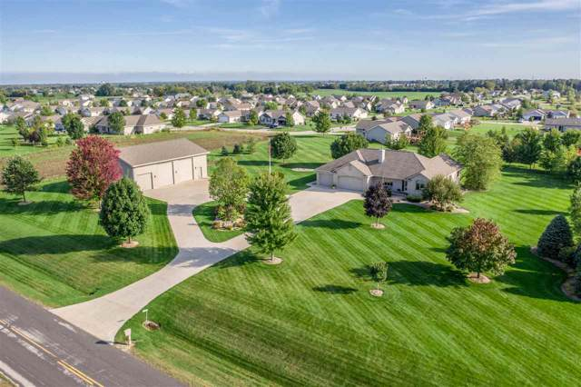 W6223 Everglade Road, Greenville, WI 54942 (#50211181) :: Todd Wiese Homeselling System, Inc.