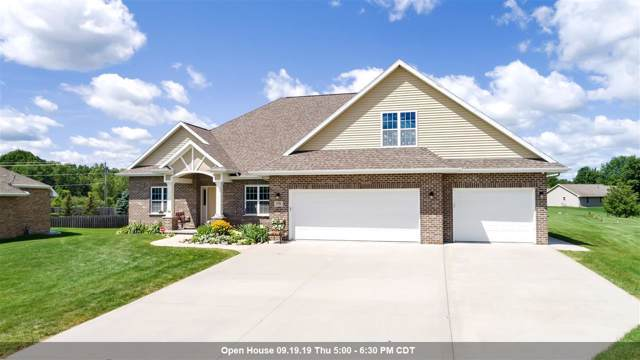 2531 Clear Brook Circle, Green Bay, WI 54313 (#50211214) :: Todd Wiese Homeselling System, Inc.