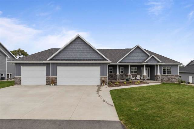 N1048 Quarry View Drive, Greenville, WI 54944 (#50211249) :: Todd Wiese Homeselling System, Inc.