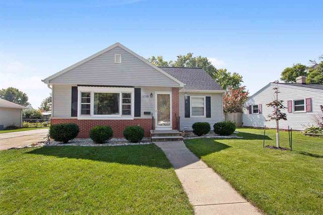 1099 Thorndale Street, Green Bay, WI 54304 (#50211326) :: Symes Realty, LLC