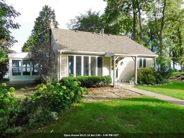 5003 Edgewater Beach Road, Green Bay, WI 54311 (#50211328) :: Symes Realty, LLC