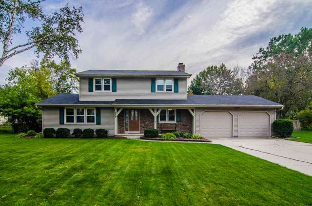 824 Green Valley Avenue, Green Bay, WI 54301 (#50211342) :: Symes Realty, LLC