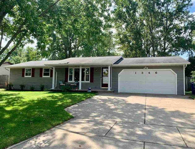 1346 Mirage Drive, Green Bay, WI 54313 (#50211357) :: Dallaire Realty