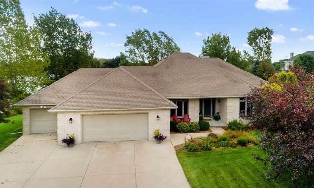 2487 Whispering Oak Drive, De Pere, WI 54115 (#50211385) :: Todd Wiese Homeselling System, Inc.