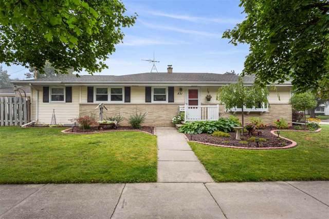 831 E Grant Street, Appleton, WI 54911 (#50211387) :: Symes Realty, LLC