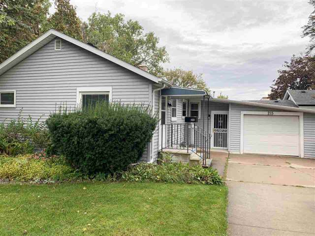 215 W Huron Street, Omro, WI 54963 (#50211432) :: Dallaire Realty