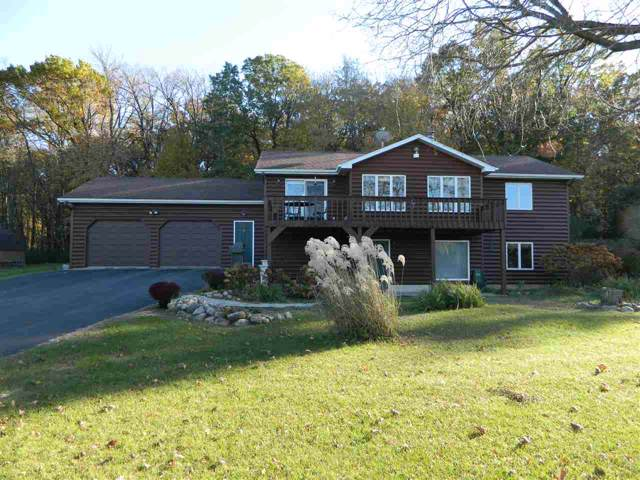W8349 Brown Deer Drive, Wautoma, WI 54982 (#50211474) :: Dallaire Realty