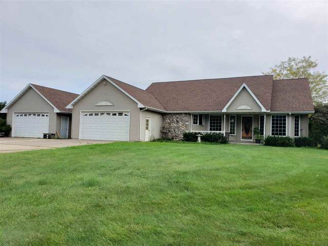 N2596 Cambria Lane, Waupaca, WI 54981 (#50211512) :: Symes Realty, LLC