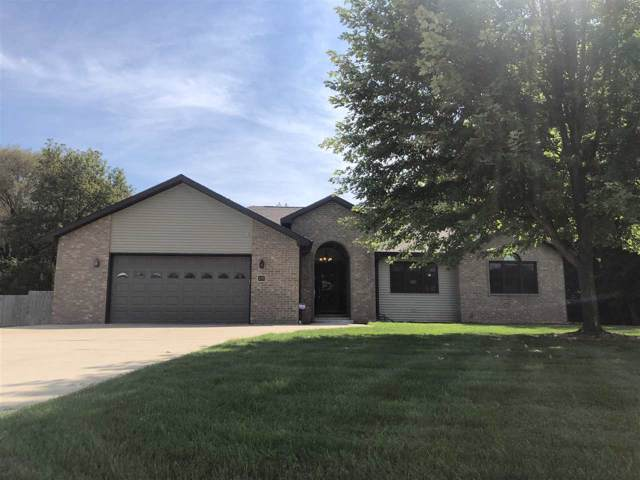 251 Willow Creek Road, Rosendale, WI 54974 (#50211532) :: Todd Wiese Homeselling System, Inc.