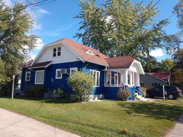 126 E High Street, Wautoma, WI 54982 (#50211671) :: Dallaire Realty