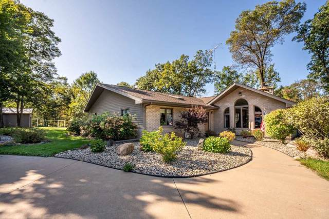 N511 14TH Drive, Wautoma, WI 54982 (#50211750) :: Todd Wiese Homeselling System, Inc.