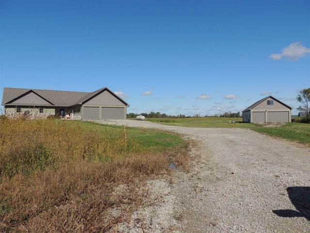 4005 Green Valley Road, Krakow, WI 54137 (#50211751) :: Dallaire Realty