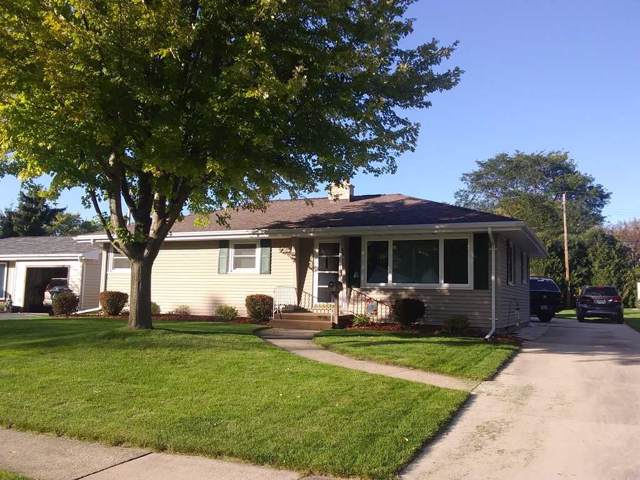 477 Maona Avenue, Fond Du Lac, WI 54935 (#50211771) :: Todd Wiese Homeselling System, Inc.