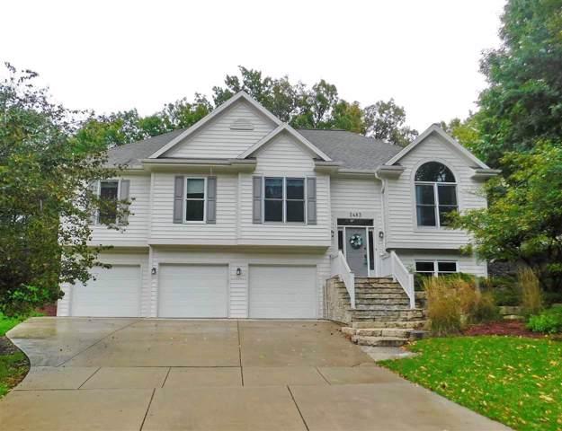 2483 Wildwood Drive, Green Bay, WI 54302 (#50211865) :: Symes Realty, LLC
