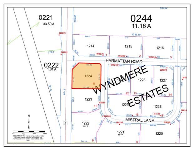 Mistral Lane, Black Creek, WI 54106 (#50211871) :: Symes Realty, LLC