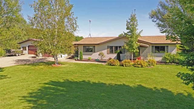 N8684 Swamp Road, Ogdensburg, WI 54962 (#50211930) :: Todd Wiese Homeselling System, Inc.