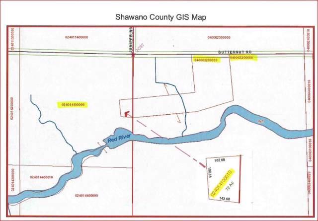 W9653 Butternut Road, Gresham, WI 54128 (#50211940) :: Dallaire Realty