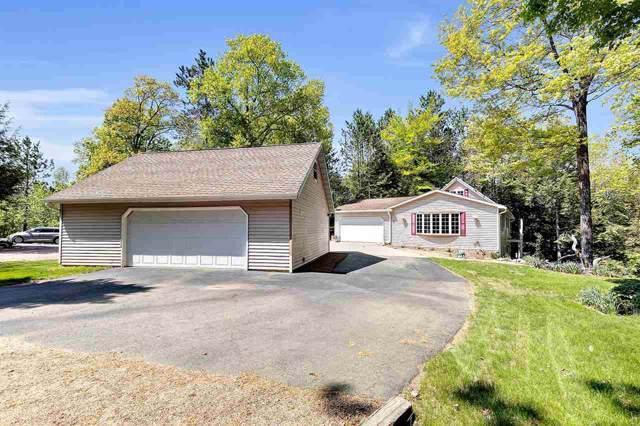 17889 E Wheeler Lake Lane, Lakewood, WI 54138 (#50212030) :: Symes Realty, LLC