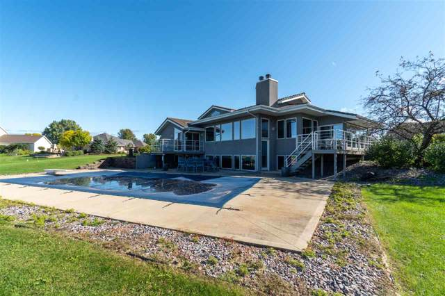 N7640 Lower Cliff Road, Sherwood, WI 54169 (#50212147) :: Todd Wiese Homeselling System, Inc.