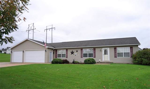 2170 Gadwall Lane, Green Bay, WI 54311 (#50212161) :: Symes Realty, LLC