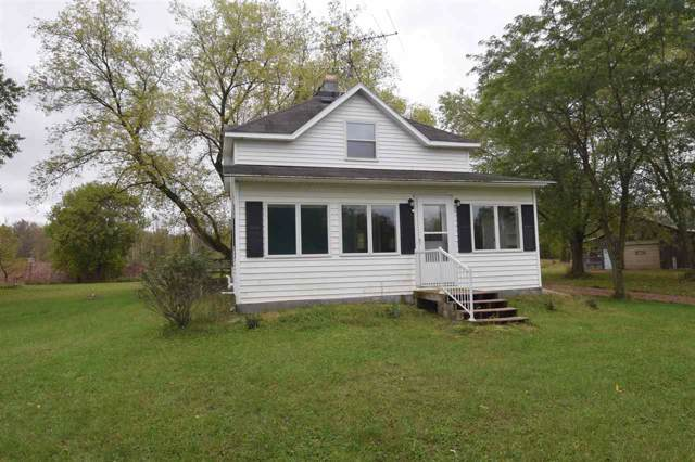 E10559 Hwy I, Clintonville, WI 54929 (#50212181) :: Symes Realty, LLC