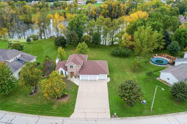 1204 Little Seidl Lake Drive, Kewaunee, WI 54216 (#50212232) :: Todd Wiese Homeselling System, Inc.