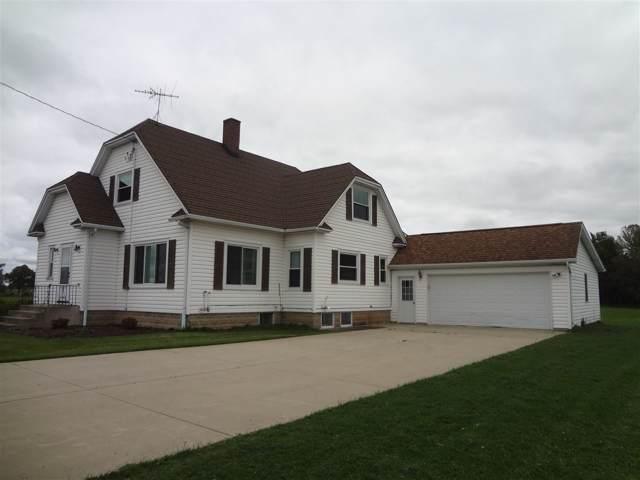 17027 Pleasant Road, Denmark, WI 54208 (#50212260) :: Symes Realty, LLC