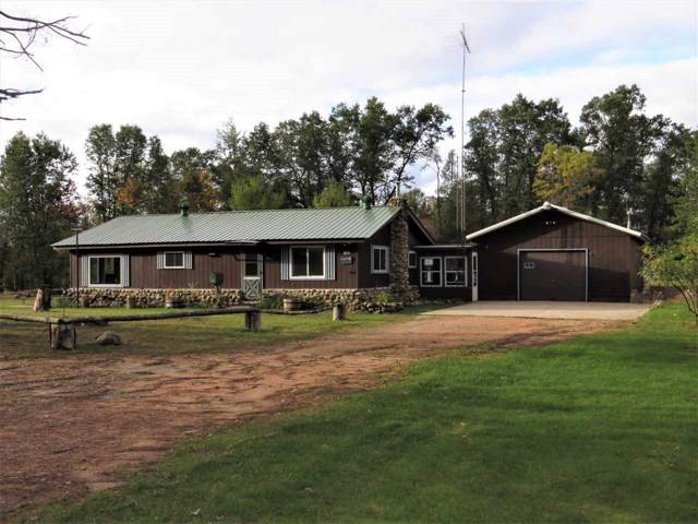 8929 Whiting Lane, Pound, WI 54161 (#50212398) :: Dallaire Realty