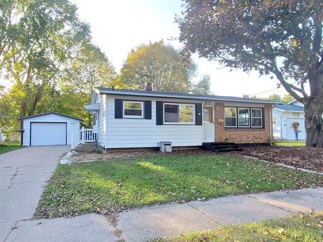 37 Brent Street, Clintonville, WI 54929 (#50212411) :: Symes Realty, LLC