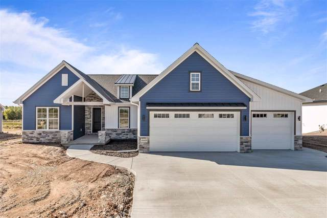 W6829 Design Drive, Greenville, WI 54942 (#50212469) :: Todd Wiese Homeselling System, Inc.