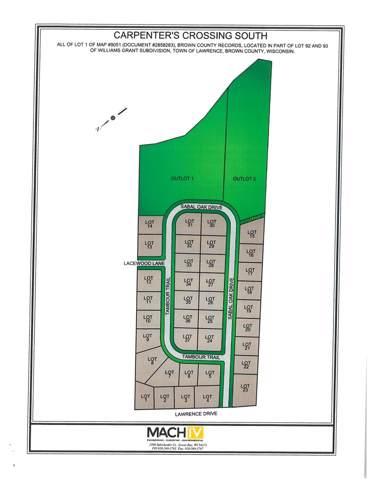 2912 Sabal Oak Drive, De Pere, WI 54115 (#50212474) :: Todd Wiese Homeselling System, Inc.