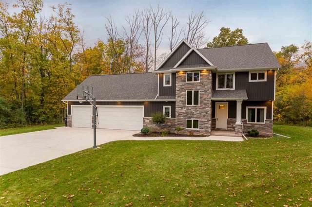 N7927 Lakeshore Lane, Sherwood, WI 54169 (#50212575) :: Todd Wiese Homeselling System, Inc.