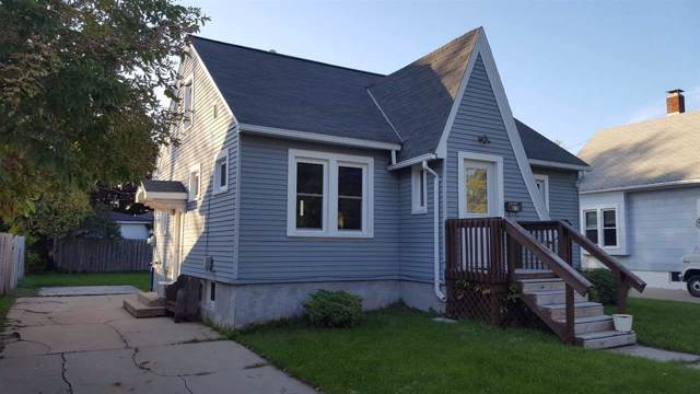 610 15TH Avenue, Green Bay, WI 54303 (#50212578) :: Todd Wiese Homeselling System, Inc.