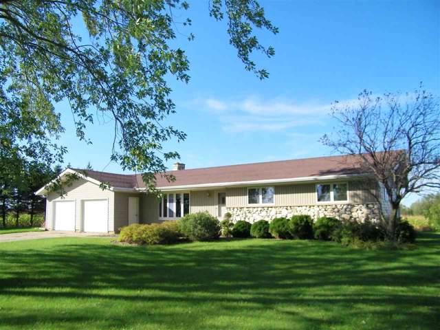 W1796 Hillside Drive, Pulaski, WI 54162 (#50212582) :: Dallaire Realty