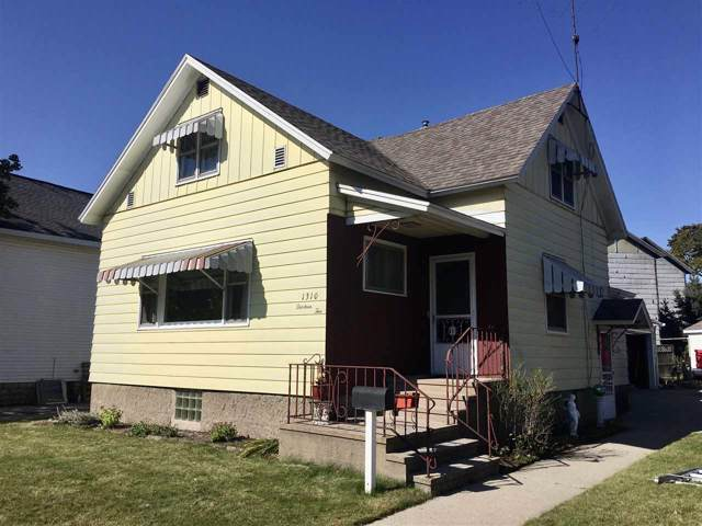 1310 Carney Boulevard, Marinette, WI 54143 (#50212588) :: Dallaire Realty