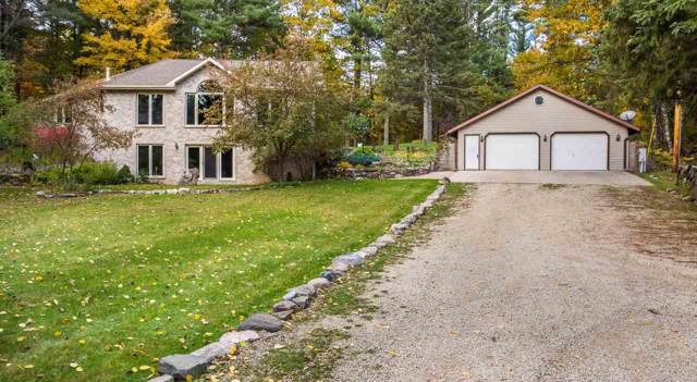 W8698 Lundgren Lake Road, Pembine, WI 54156 (#50212593) :: Todd Wiese Homeselling System, Inc.