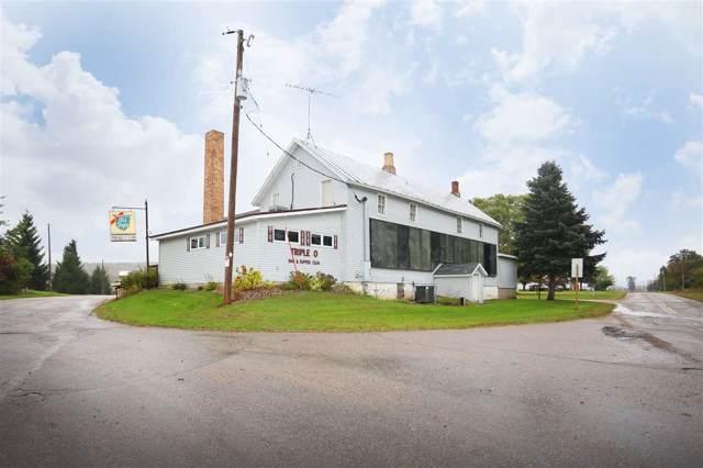 N8818 Hwy Oo, Clintonville, WI 54929 (#50212618) :: Symes Realty, LLC