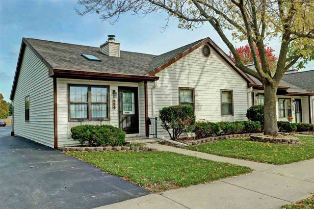 984 Tullar Road, Neenah, WI 54956 (#50212727) :: Dallaire Realty