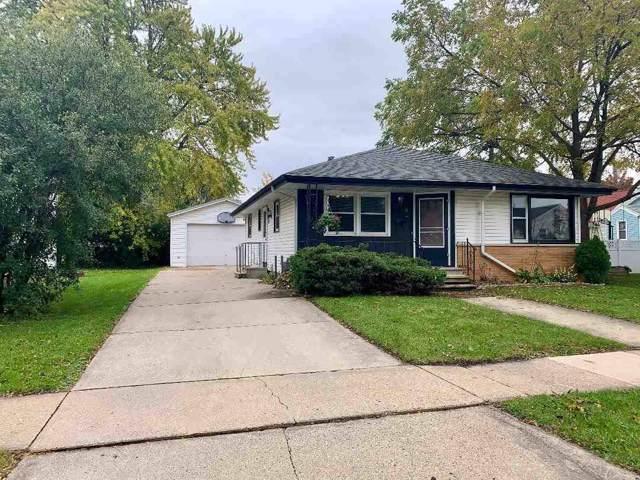 390 Salem Avenue, Fond Du Lac, WI 54935 (#50212749) :: Todd Wiese Homeselling System, Inc.