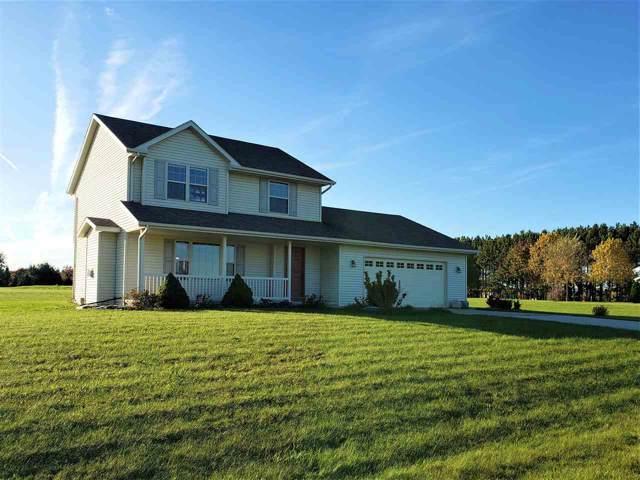 779 Hilbert Road, Sobieski, WI 54171 (#50212752) :: Todd Wiese Homeselling System, Inc.