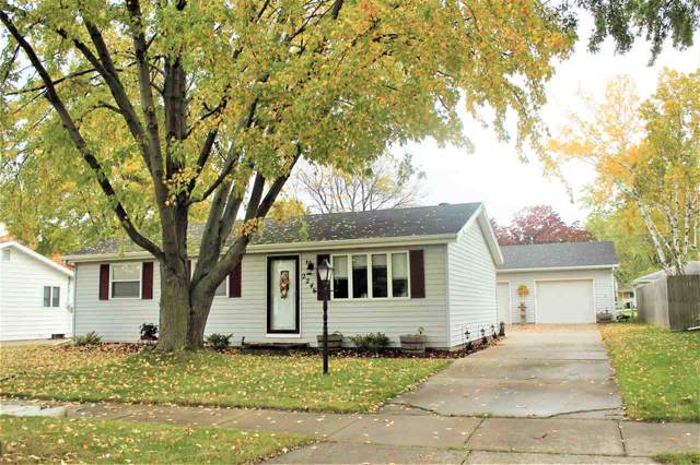 2246 Henry Street, Neenah, WI 54956 (#50212762) :: Todd Wiese Homeselling System, Inc.