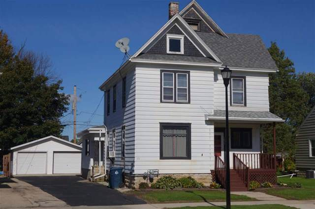 171 7TH Street, Fond Du Lac, WI 54935 (#50212766) :: Todd Wiese Homeselling System, Inc.