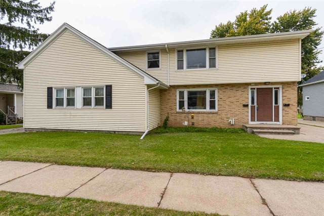 1118 W 9TH Avenue, Oshkosh, WI 54902 (#50212807) :: Dallaire Realty