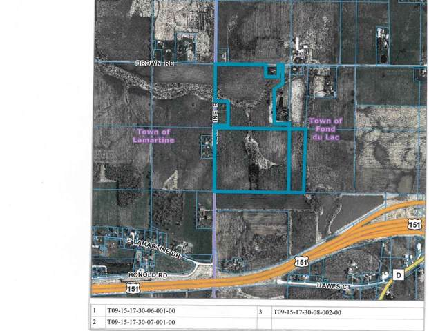 Brown Road, Fond Du Lac, WI 54937 (#50212810) :: Todd Wiese Homeselling System, Inc.