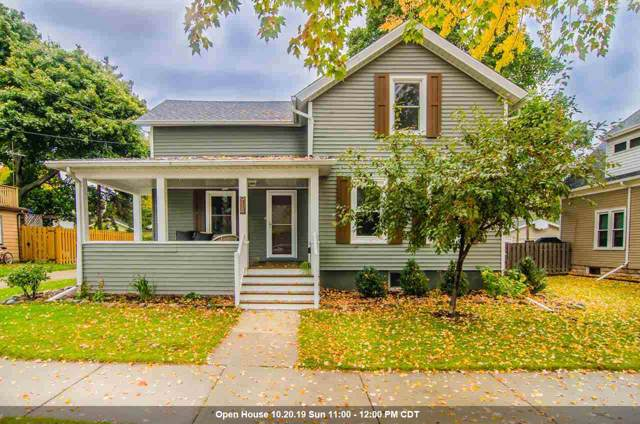 914 E Franklin Street, Appleton, WI 54911 (#50212825) :: Todd Wiese Homeselling System, Inc.