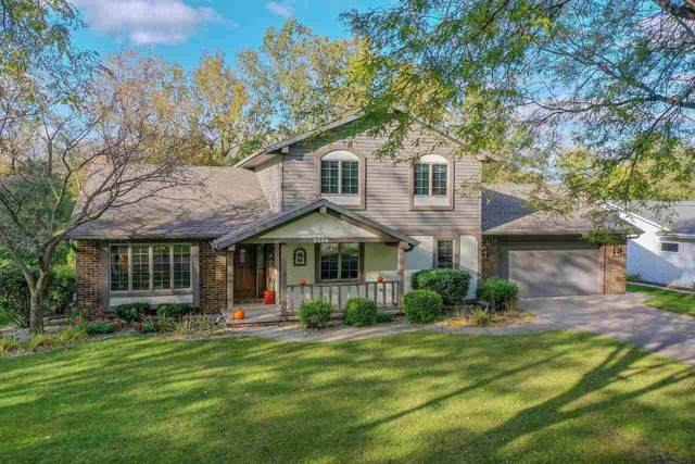 2584 He Nis Ra Lane, Green Bay, WI 54304 (#50212846) :: Dallaire Realty