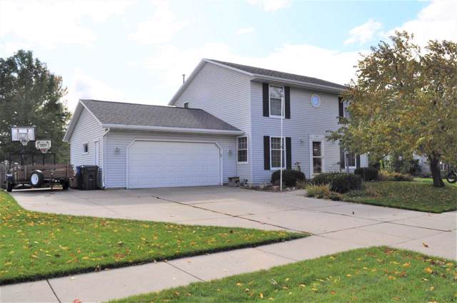 1161 Trailwood Drive, De Pere, WI 54115 (#50212898) :: Todd Wiese Homeselling System, Inc.