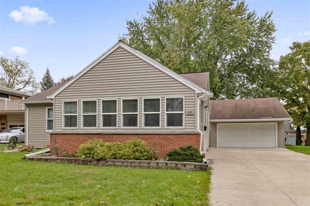 528 Jackson Street, Little Chute, WI 54140 (#50212917) :: Dallaire Realty