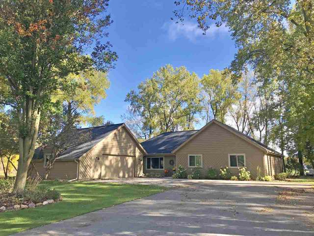 N8235 Deadwood Point Road, Fond Du Lac, WI 54937 (#50212918) :: Dallaire Realty