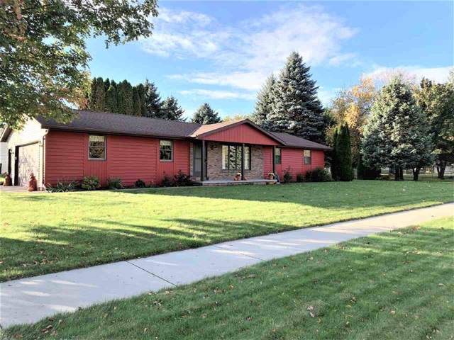 1003 Rockwell Road, Green Bay, WI 54313 (#50212932) :: Todd Wiese Homeselling System, Inc.